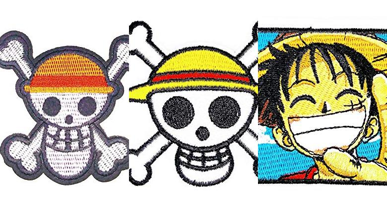 PARCHE ONE PIECE