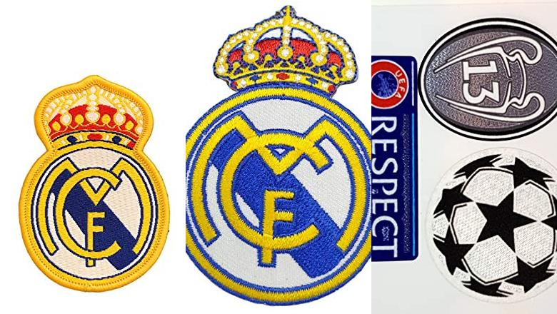 PARCHE REAL MADRID