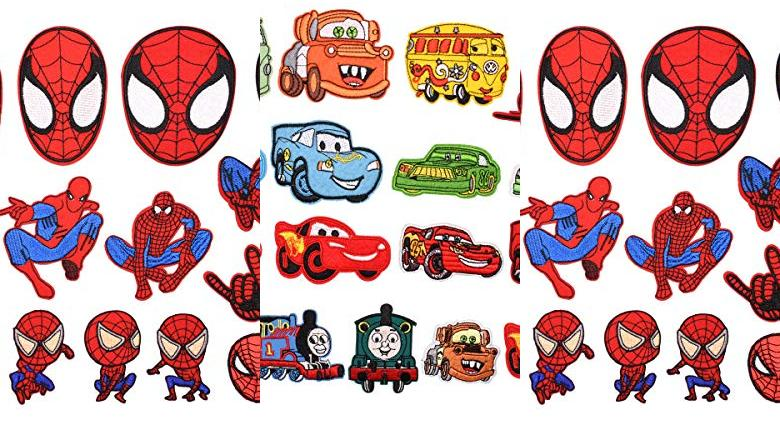 PARCHE SPIDERMAN