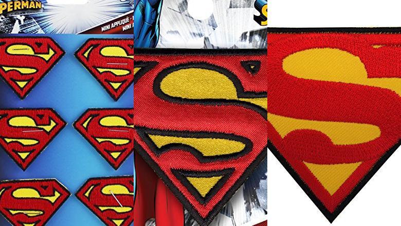 PARCHES SUPERMAN