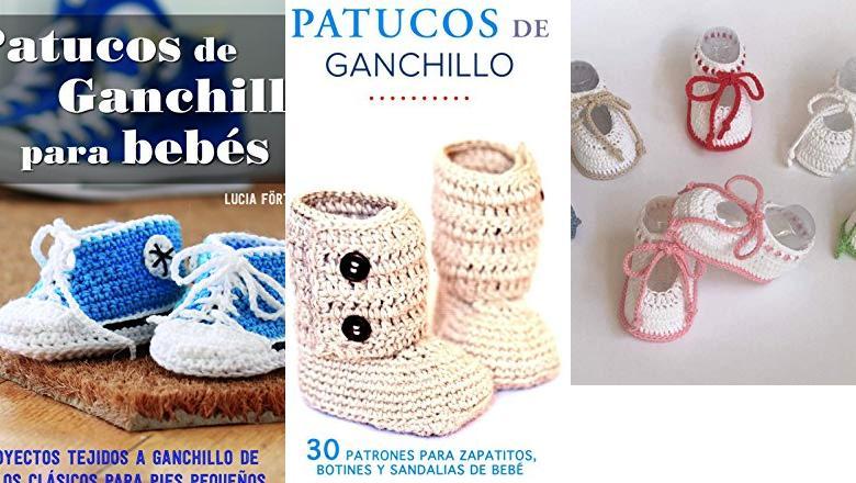PATUCOS DE GANCHILLO
