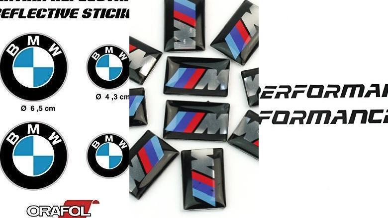 PEGATINA BMW
