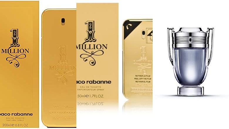 PERFUME ONE MILLION HOMBRE