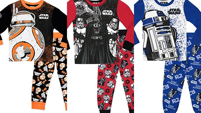 PIJAMAS STAR WARS