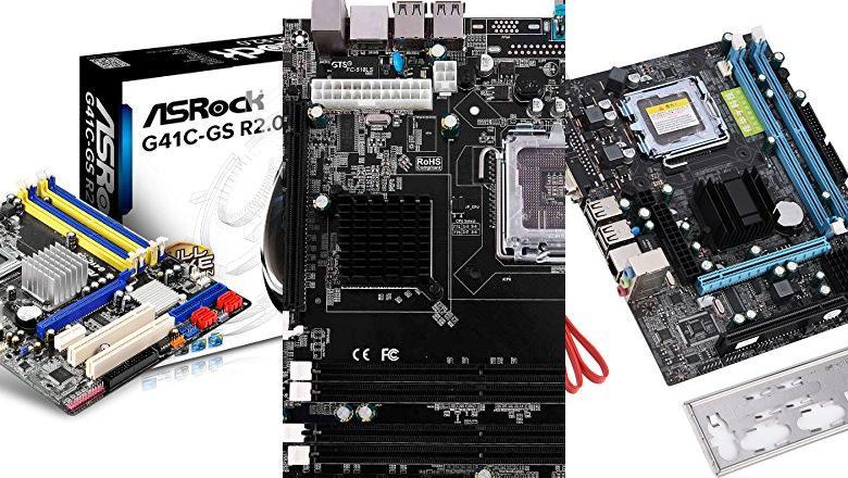 PLACAS BASE 775 DDR2