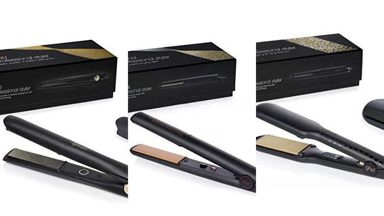 PLANCHA GHD GOLD