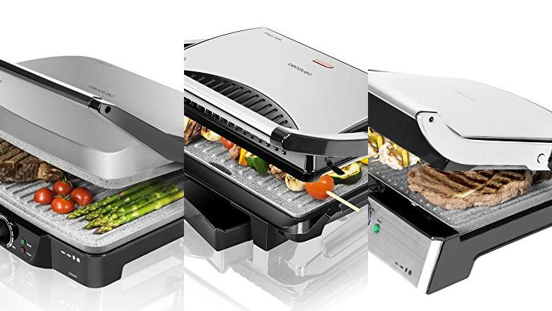 PLANCHAS GRILL ELECTRICA
