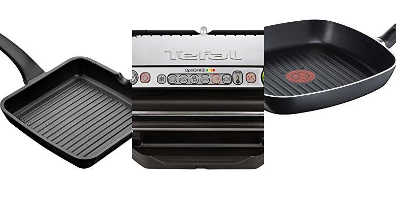 PLANCHAS GRILL TEFAL