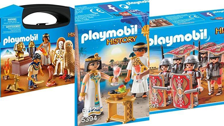 JUGUETES PLAYMOBIL EGIPTO