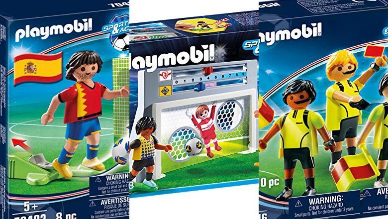 ▷ Comprar Playmobil Futbol (Más Vendido) en 2019 735b059da95