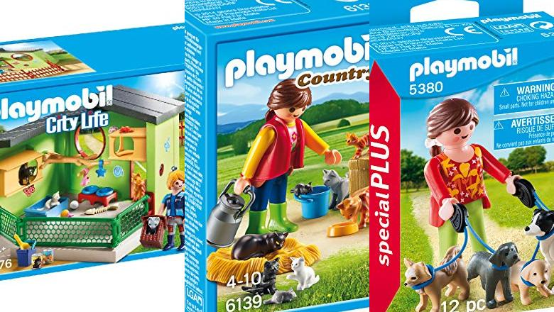PLAYMOBIL GATOS