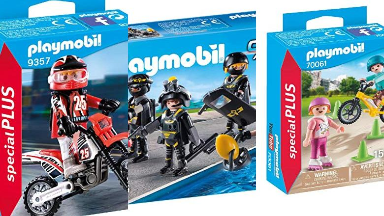 PLAYMOBIL INDIVIDUALES