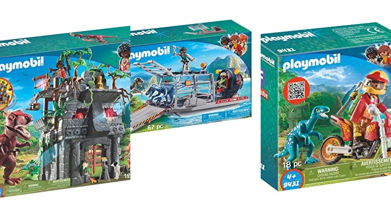JUGUETES PLAYMOBIL JURASSIC WORLD
