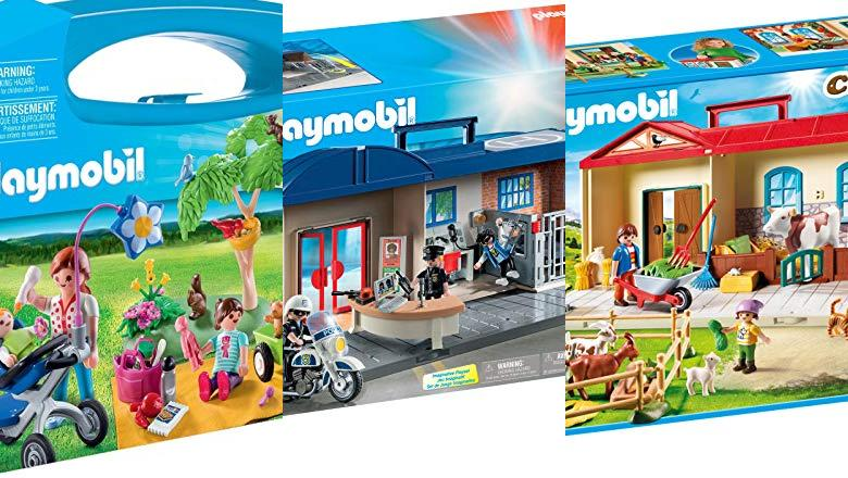 PLAYMOBIL MALETIN