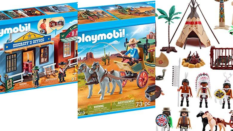 JUGUETES PLAYMOBIL OESTE