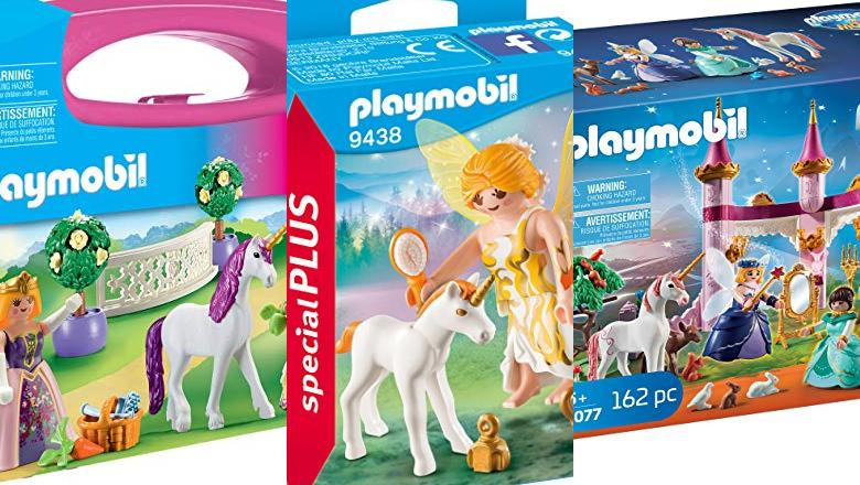PLAYMOBIL UNICORNIO