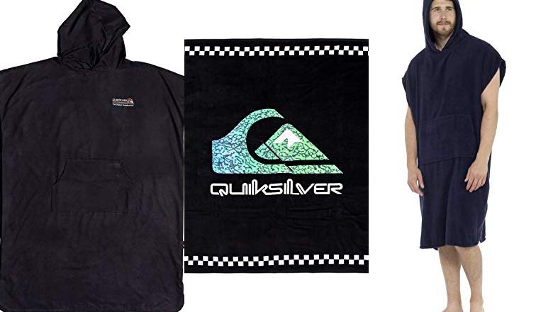 PONCHOS QUICKSILVER