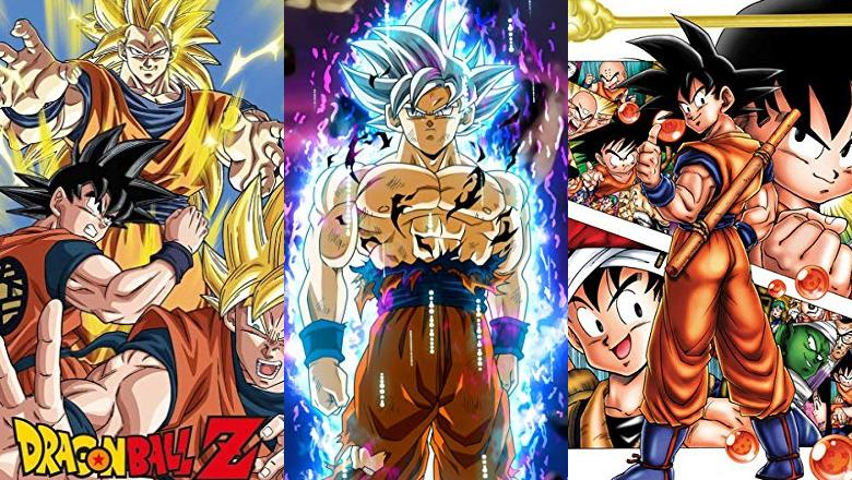 PÓSTER DE DRAGON BALL SÚPER