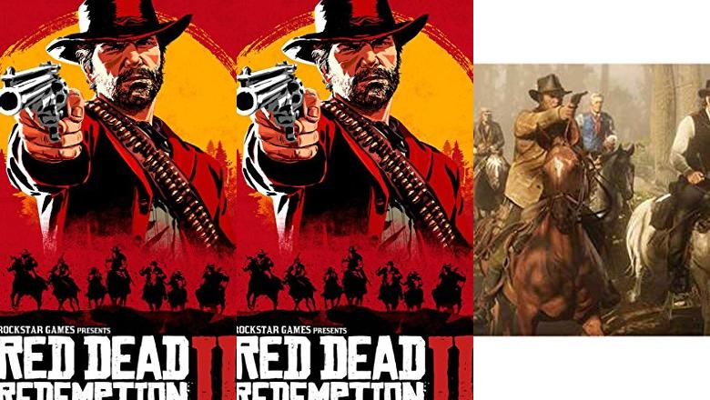 PÓSTER RED DEAD REDEMPTION 2