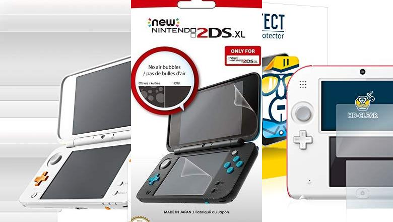 PROTECTORES 2DS