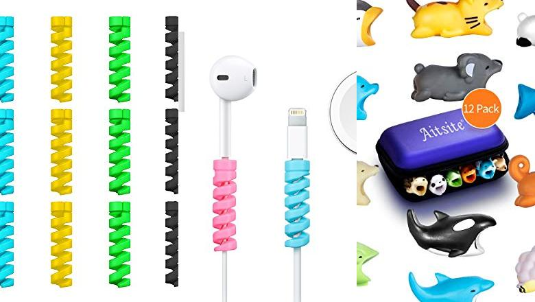 PROTECTORES CABLE IPHONE