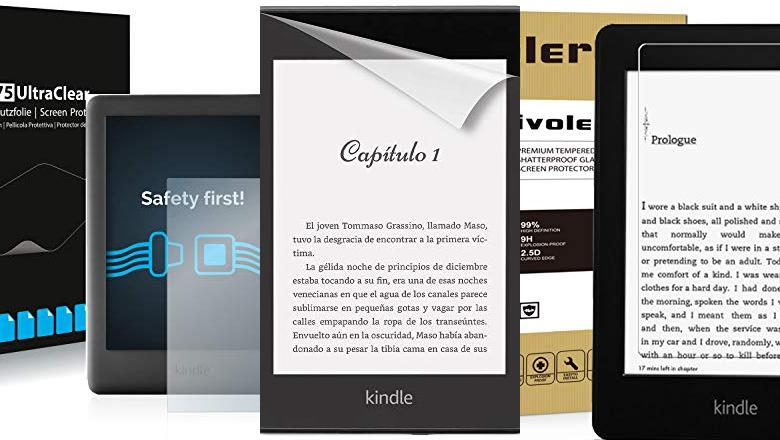 PROTECTORES KINDLE PAPERWHITE