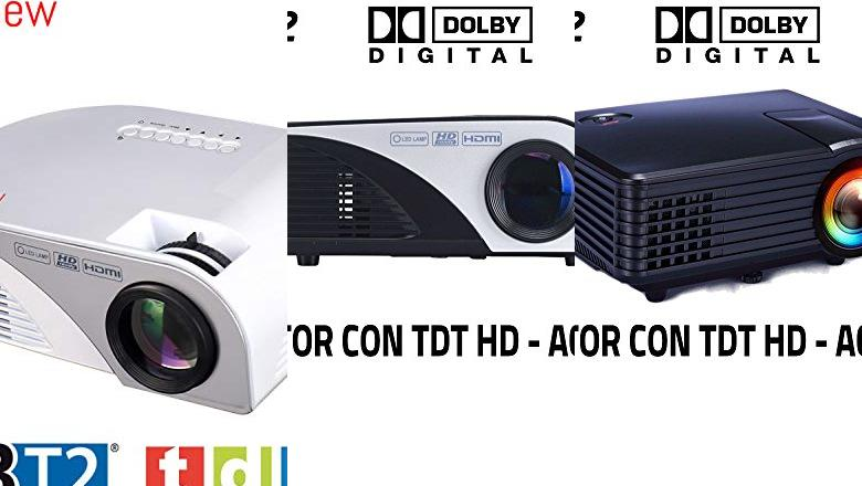 PROYECTOR CON TDT