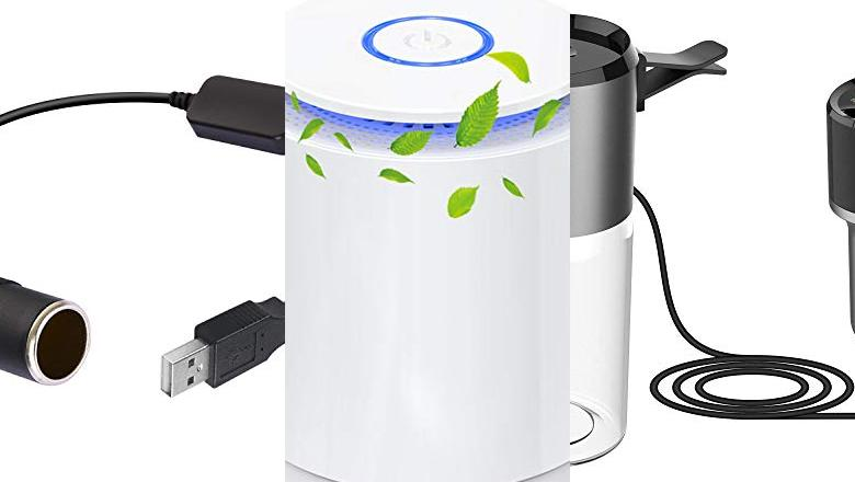 PURIFICADOR USB COCHE