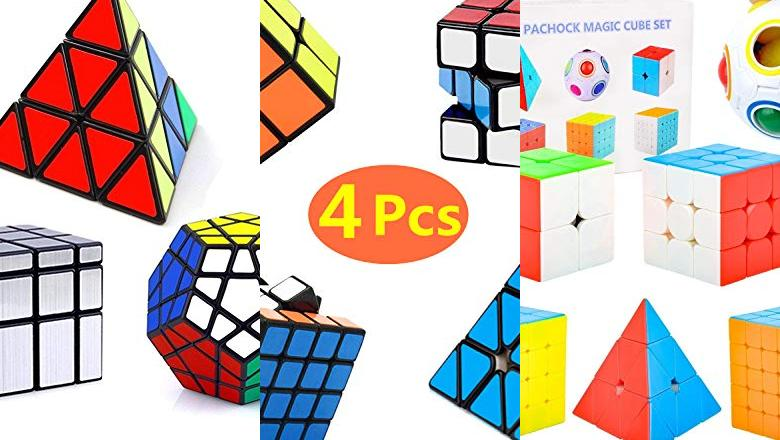 PUZZLES CUBE PACK