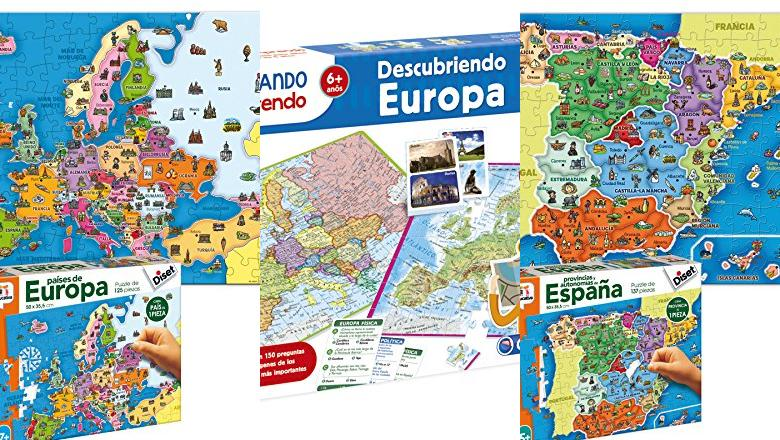 PUZZLES EUROPA
