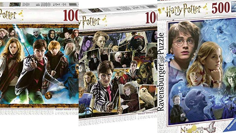 PUZZLES HARRY POTTER 1000 PIEZAS