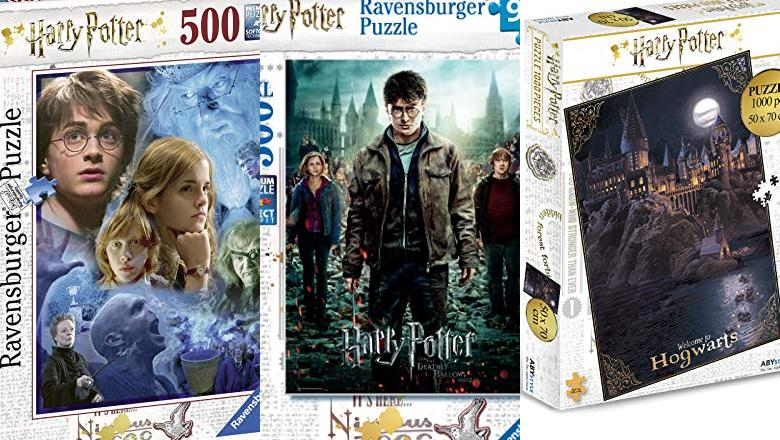PUZZLE HARRY POTTER 500 PIEZAS