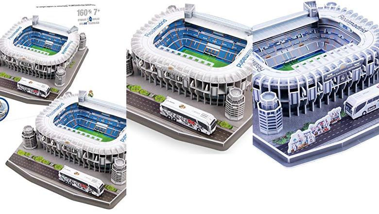 PUZZLE REAL MADRID