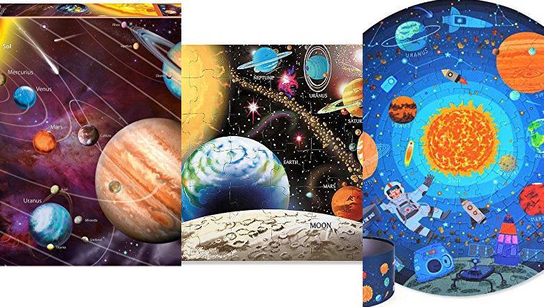 PUZZLES UNIVERSO