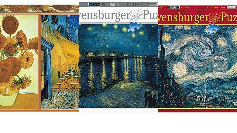Puzles Eurographics Van Gogh Cafe En La Noche 1000 Piezas