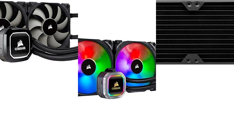 RADIADOR REFRIGERACION LIQUIDA PC