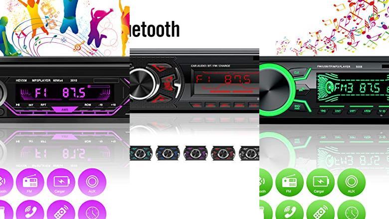 RADIO CD COCHE