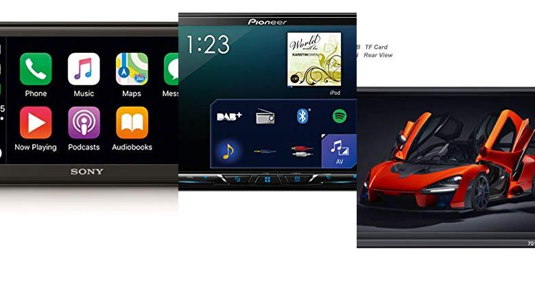 RADIO DE COCHE CARPLAY