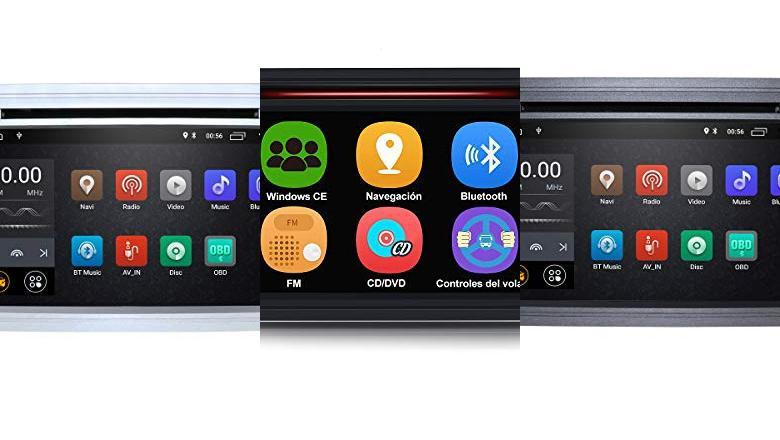 RADIO DE COCHE DVD GPS PARA FORD FOCUS