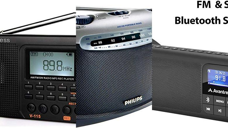 RADIO ENCHUFABLE