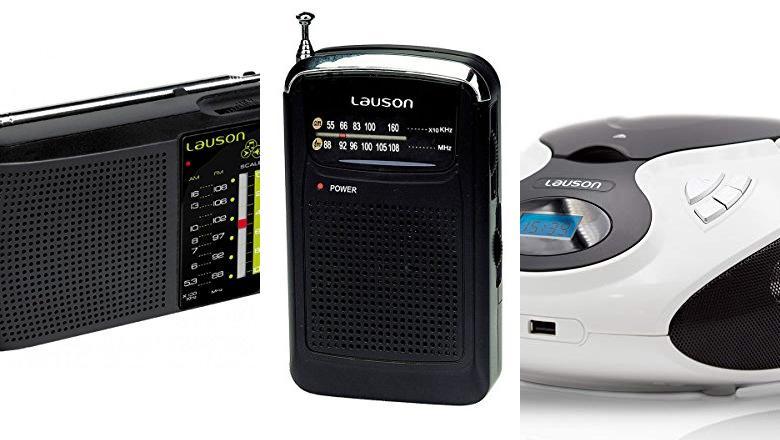 RADIO LAUSON