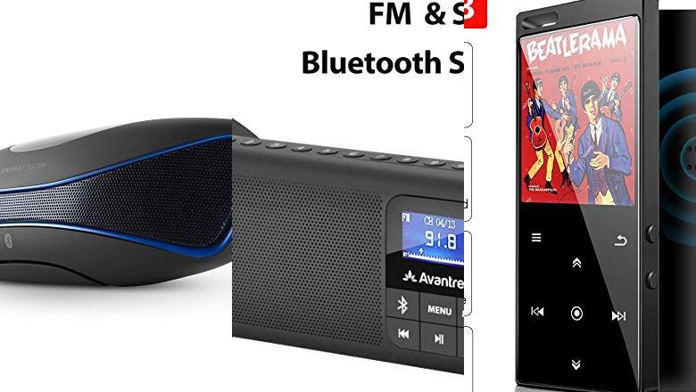 RADIO MP3 ALTAVOZ