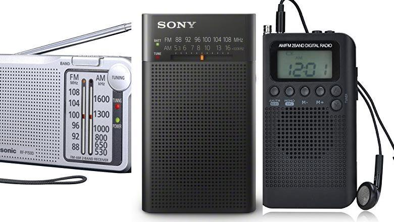 RADIO TRANSISTOR PEQUEÑO