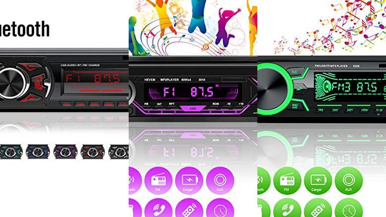 RADIO USB COCHE