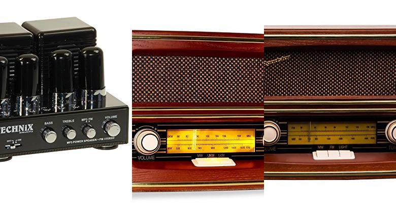 RADIO A VALVULAS