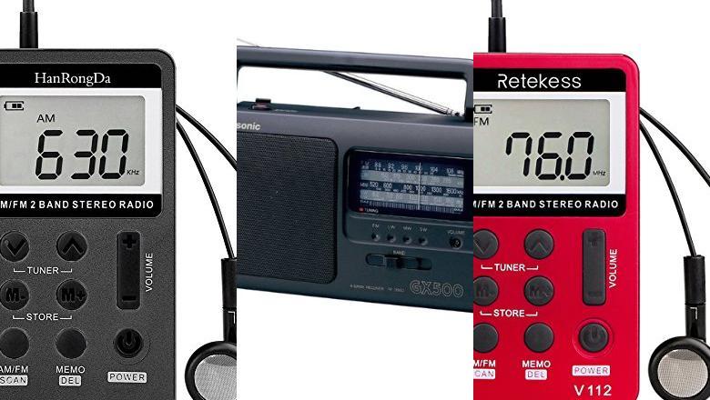 RECEPTOR RADIO AM FM