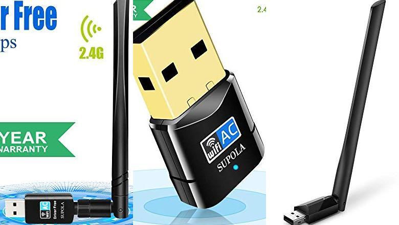 RECEPTOR WIFI USB PARA PC