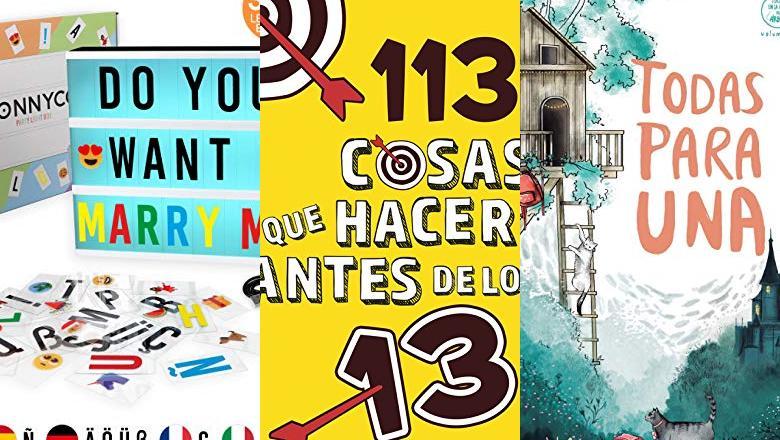 REGALOS NIÑA 12 AÑOS
