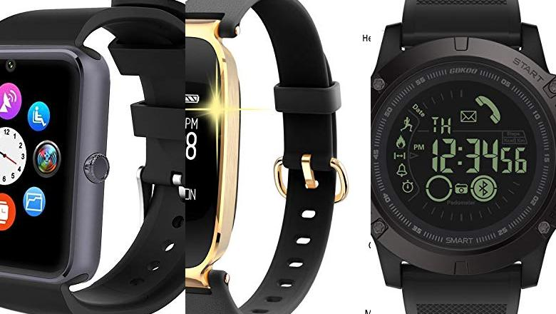 RELOJES CON BLUETOOTH PARA IPHONE