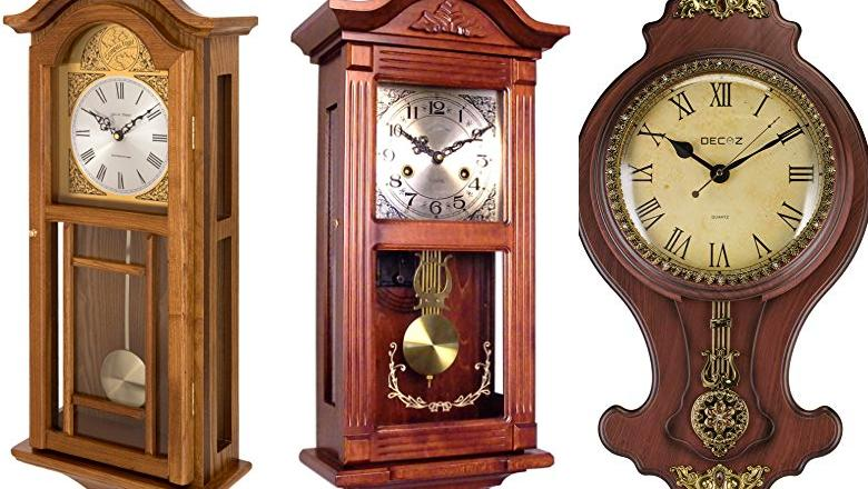 d962bc7167d8 ▷ 20 Mejores Relojes de Pared en Madera con Pendulo de 2019 ...